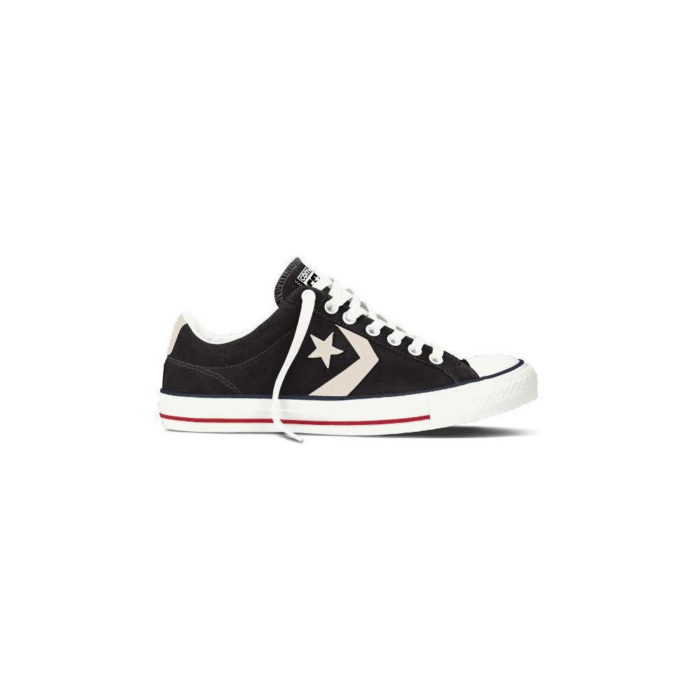 Converse Star Player Ox BlackMilk Chaussures