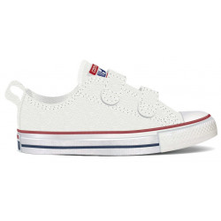 CONVERSE, Chuck taylor all star 2v ox, White
