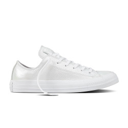 CONVERSE, Chuck taylor all star ox, White/white/white