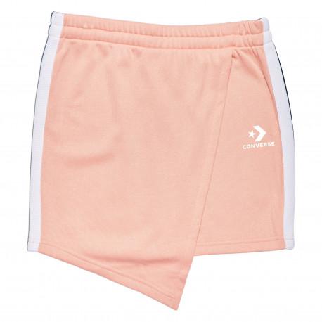 Star chevon track skirt - Pale coral