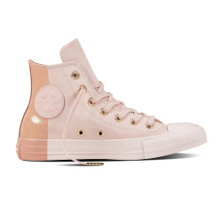 CONVERSE, Chuck taylor all star hi, Barely rose/barely rose