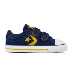 CONVERSE, Star player ev 2v ox, Navy/mineral yellow/white