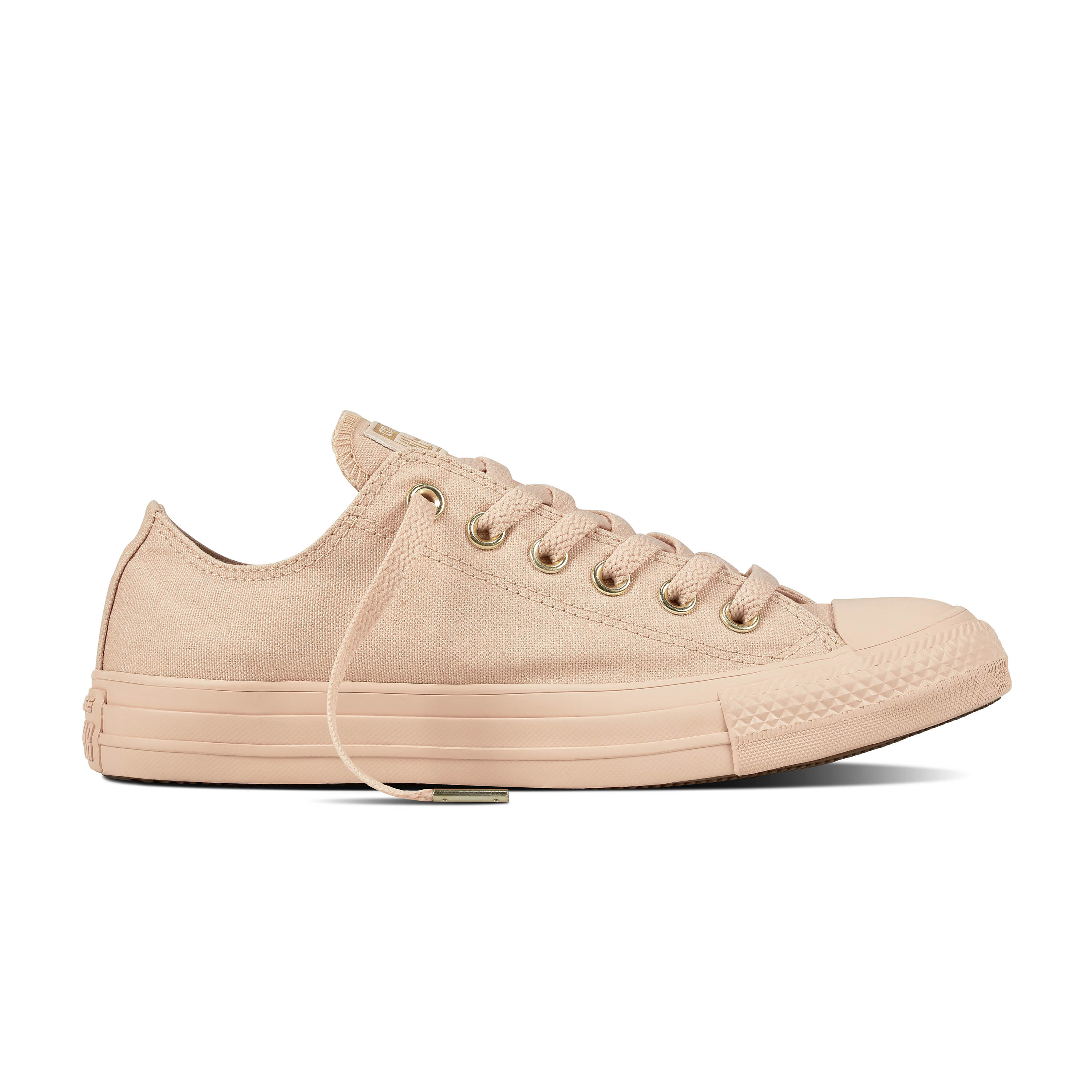Converse Womens Chuck Taylor All Star Ox Particle Beige