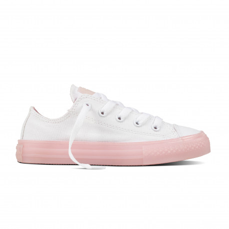 Chuck taylor all star ox - White/cherry blossom