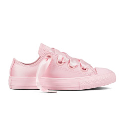 CONVERSE, Chuck taylor all star big eyelet ox, Cherry blossom/cherry blossom