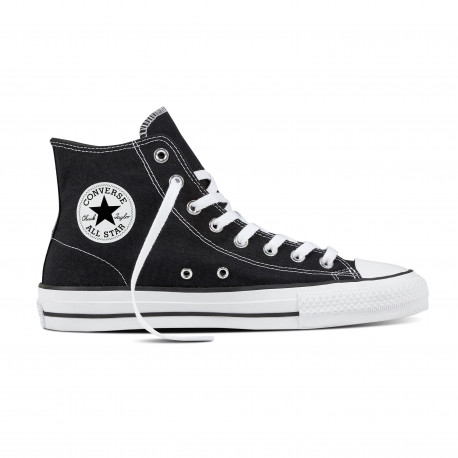 Chuck taylor all star pro hi - Black/black/white
