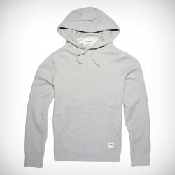CONVERSE, Essentials pullover hoodie, Light grey heather