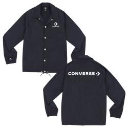 CONVERSE, Graphic coaches jacket, Black