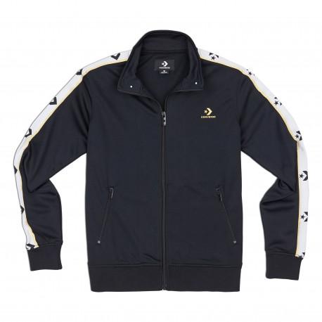 Star chevron track jacket - Converse black