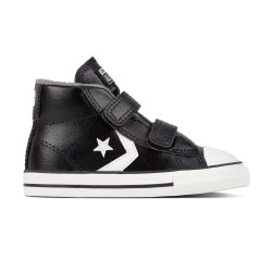 CONVERSE, Star player 2v mid, Black/mason/vintage white