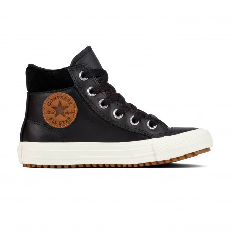 Chuck taylor all star pc boot hi - Black/burnt caramel/black