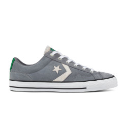 CONVERSE, Star player ox, Cool grey/white/green