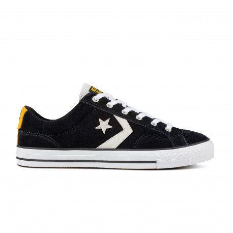 Star player ox - Black/white/university gold