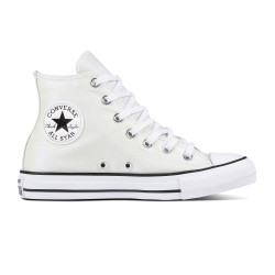 CONVERSE, Chuck taylor all star hi, White/white/black