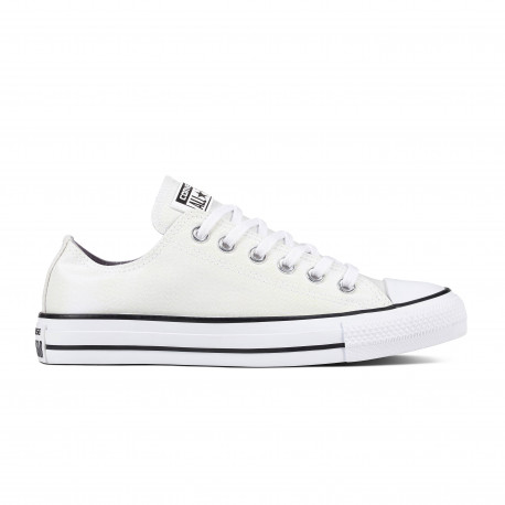 Chuck taylor all star ox - White/white/black