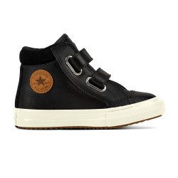 CONVERSE, Chuck taylor all star 2v pc boot hi, Black/burnt caramel/black