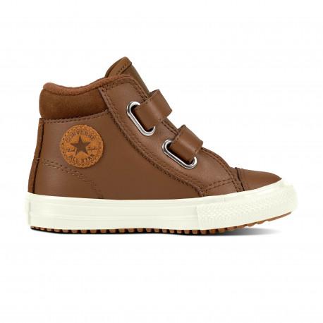 Chuck taylor all star 2v pc boot hi - Chestnut brown/burnt caramel
