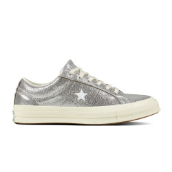 CONVERSE, One star ox, Silver/egret/egret
