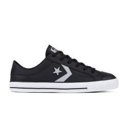 CONVERSE, Star player ox, Black/wolf grey/white