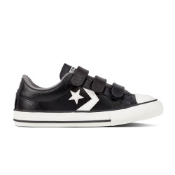 CONVERSE, Star player 3v ox, Black/mason/vintage white