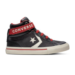CONVERSE, Pro blaze strap hi, Almost black/egret/turtledove