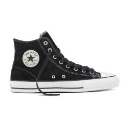 CONVERSE, Chuck taylor all star pro hi, Black/black/white