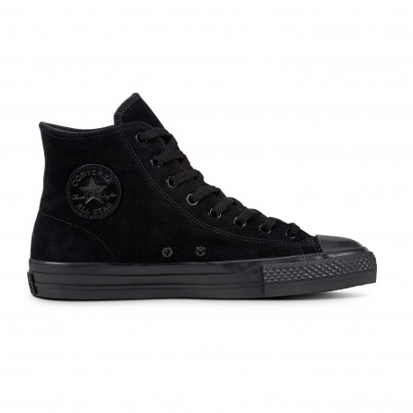 Chuck taylor all star pro hi - Black/black/black
