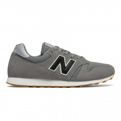 NEW BALANCE, Ml373 d, Grey/black