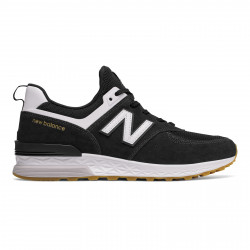 NEW BALANCE, Ms574 d, Black
