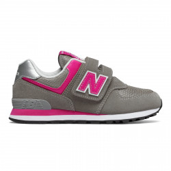 NEW BALANCE, Iv574 m, Grey/pink