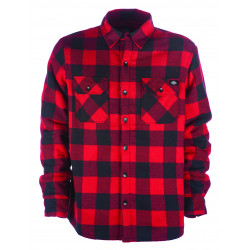 DICKIES, Lansdale shirt, Red