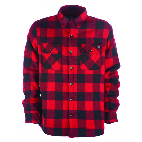 Lansdale shirt - Red