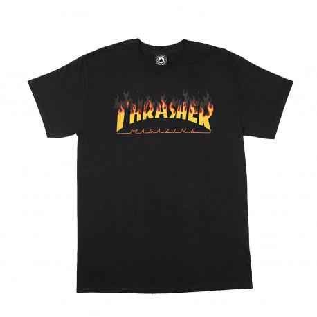 T-shirt bbq - Black
