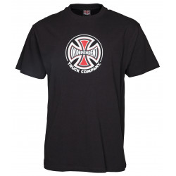 INDEPENDENT, Truck co t-shirt, Black