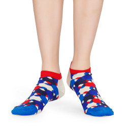 HAPPY SOCKS, Diamond dot low sock, 6300