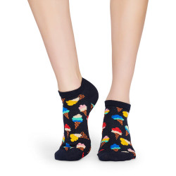 HAPPY SOCKS, 2-pack ice cream low sock, 6300
