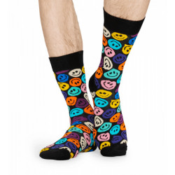 HAPPY SOCKS, Twisted smile sock, 9300