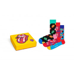 HAPPY SOCKS, Rolling stones sock box set, 0100