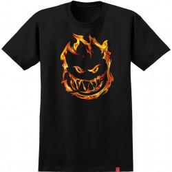 SPITFIRE, T-shirt ss 451, Black