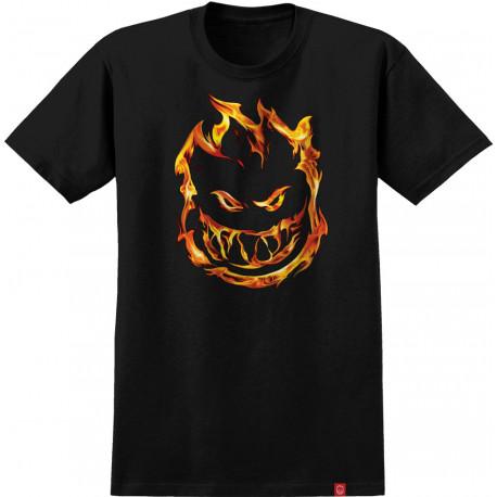 T-shirt ss 451 - Black
