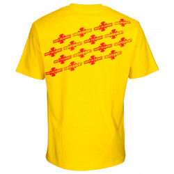 INDEPENDENT, Stampede tee, Yellow