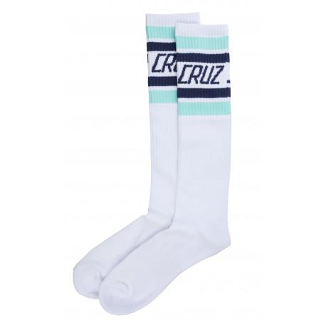 Fresh sock - White