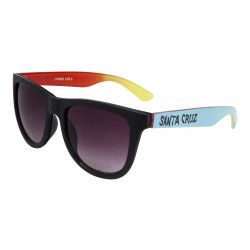 SANTA CRUZ, Fade hand sunglasses, Black/blue