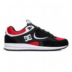 DC SHOES, Kalis lite, Black/athletic red/w