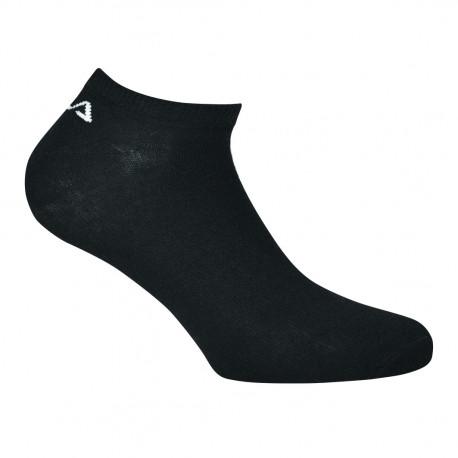Invisible socks unisex fila 3 pairs per pack - Black