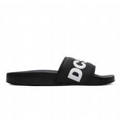 DC SHOES, Dc slide, Black/white