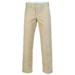 DICKIES, S/stght work pant, Khaki