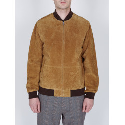 OBEY, Clifton leopard jacket, Tapenade
