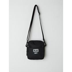 OBEY, Drop out traveler bag, Black