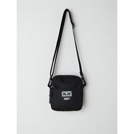 Drop out traveler bag - Black